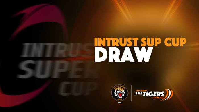 Intrust Super Cup Easts Tigers Draw 2017