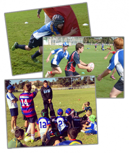 Australian Sports Camps rugby League
