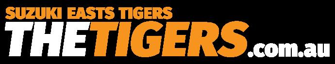 Suzuki Easts Tigers thetigers.com.au logo