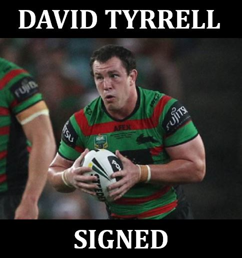 TYRRELL COMES HOME TO THE TIGERS