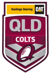 2018 HASTINGS DEERING COLTS TRAIN-ON SQUAD