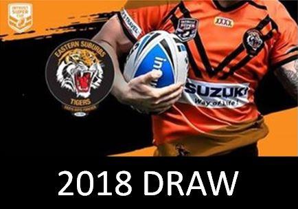 2018 Draw