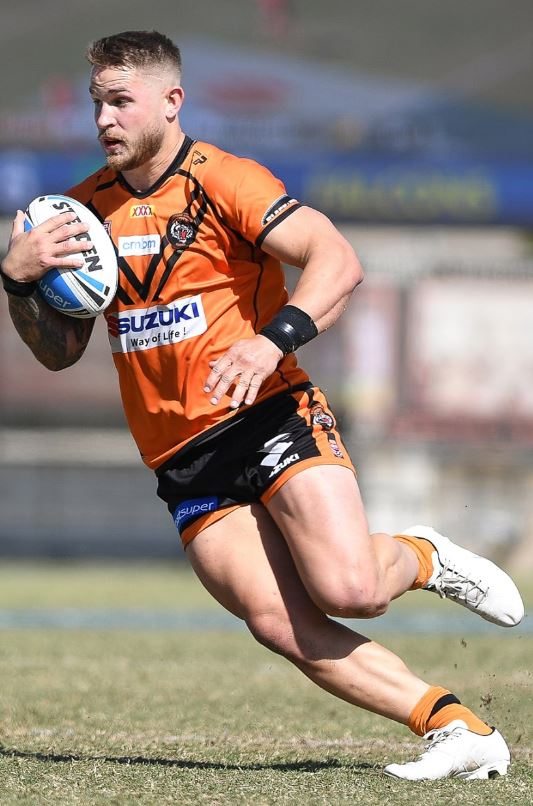 TIGERS TO TEST YOUTH IN BURLEIGH TRIAL