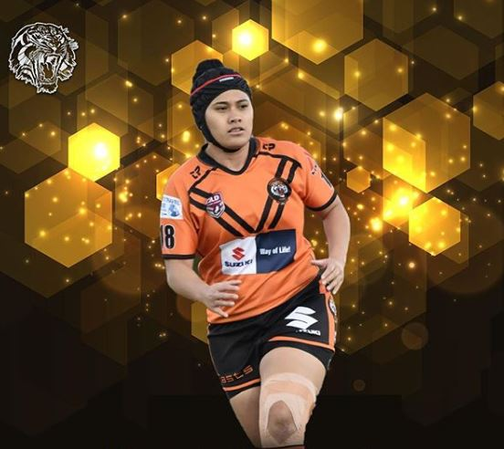 EASTS TIGERS 2019 WOMENS PRESEASON