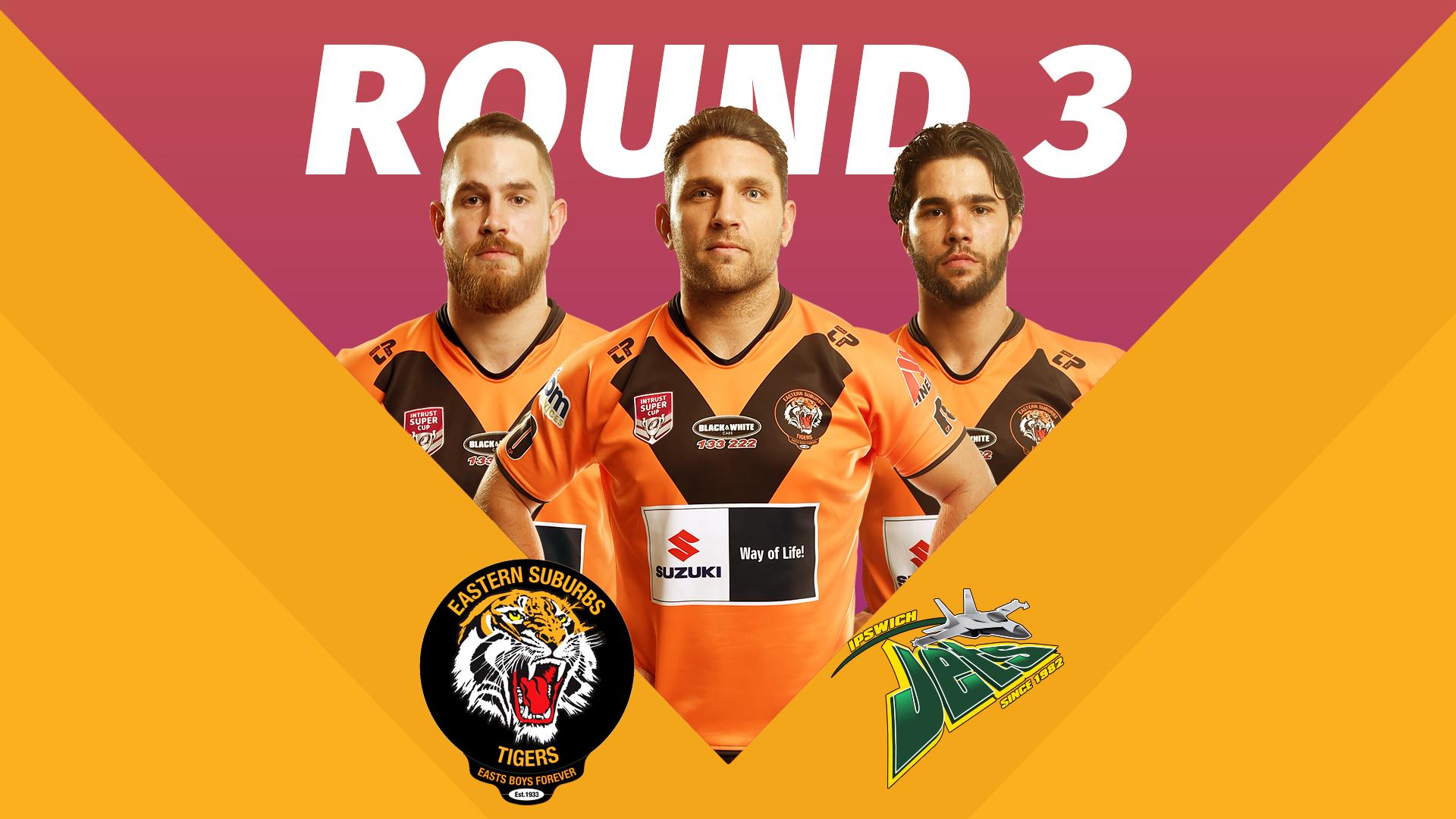 TigerTV Round 3 Tigers V Jets