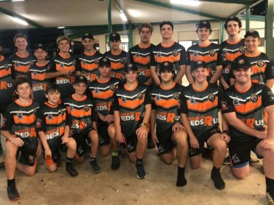 Bundaberg Beds R Us Easts Tigers Wide Bay Academy