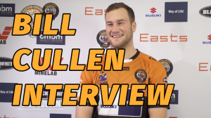 [BILL CULLEN INTERVIEW] Bill dropped by TigerTV to talk about his inspirations, what he thinks of the club, and more. #Funny #BillCullen #GoTheTigers #Season2019 #EBF #ORANGEandBLACK