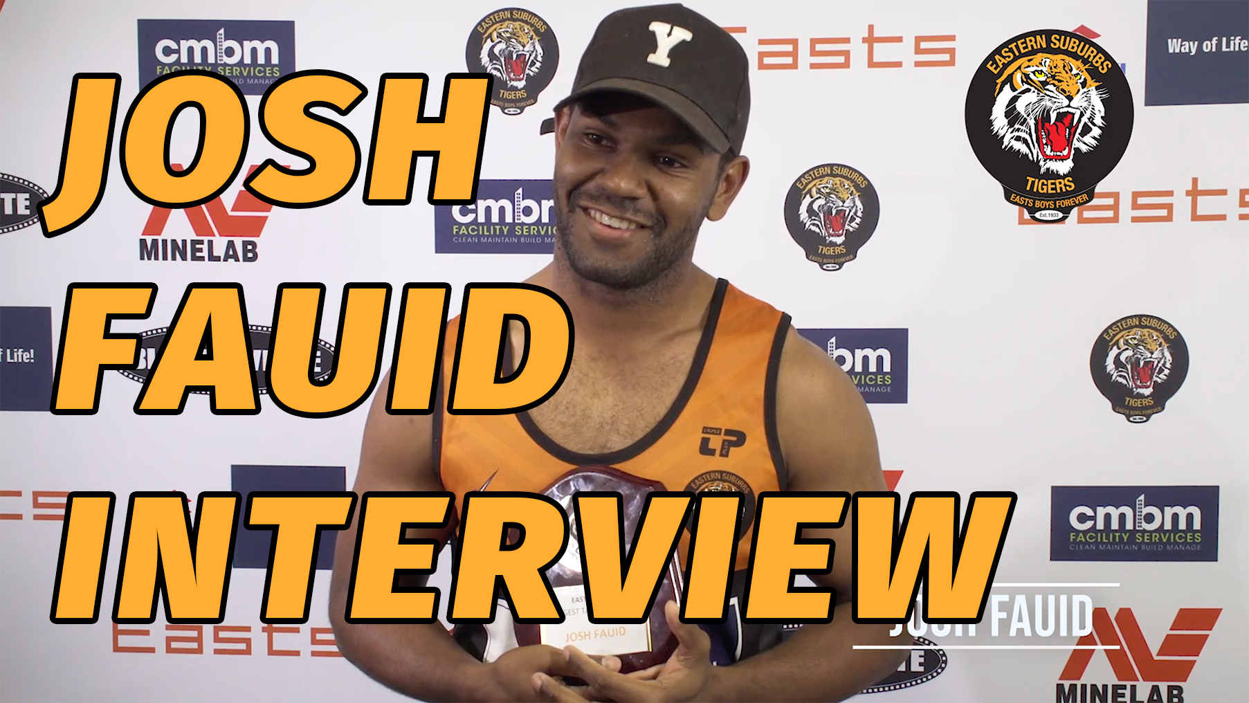 [JOSH FAUID INTERVIEW] Josh swings by TigerTV to talk about his inspirations, what he thinks of the club, and more. #Funny #JoshFauid #GoTheTigers #Season2019 #EBF #ORANGEandBLACK