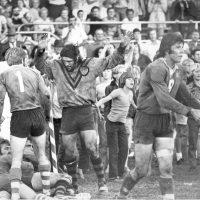 Des Morris Try 1972