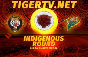 Intrust Super Cup Indigenous Round #GoTheTigers #Season2019 #OrangeandGold #EGF @naidocweek #indigenousround #isc #ipswichjets #tigers #eaststigers #livestream #qrl #qld #ProudIndigenous #IndigenousRound