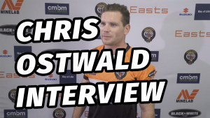 Interview with Chris Ostwald Intrust Super Cup Brisbane Rugby League Queensland footy football