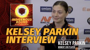 Kelsey Parkin Interview