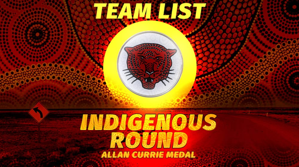 [RD 17 INDIGENOUS ROUND ALLAN CURRIE MEDAL] Who'll win the 2019 Allan Currie medal? The Eastern Suburbs Past Players & Officials are pleased to sponsor the 2019 Alan Currie medal. The inaugural medal will be presented to the Suzuki Easts Tiger's Player of the Match between the Tigers and the Ipswich Jets this Sunday at Langlands Park. The medal has been named in honour of outstanding former Tiger lock-forward Alan Currie. Tiger # 593, Indigenous Currie, played with the Tigers in the 1970 and was a member of the famous 1977 & 1978 premiership sides. #GoTheTigers #Season2019 #EBF #EGF #JETS #indigenousround