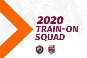 2020 Train On Squad Colts