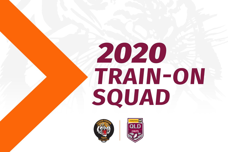 2020 Train On Squad Colts