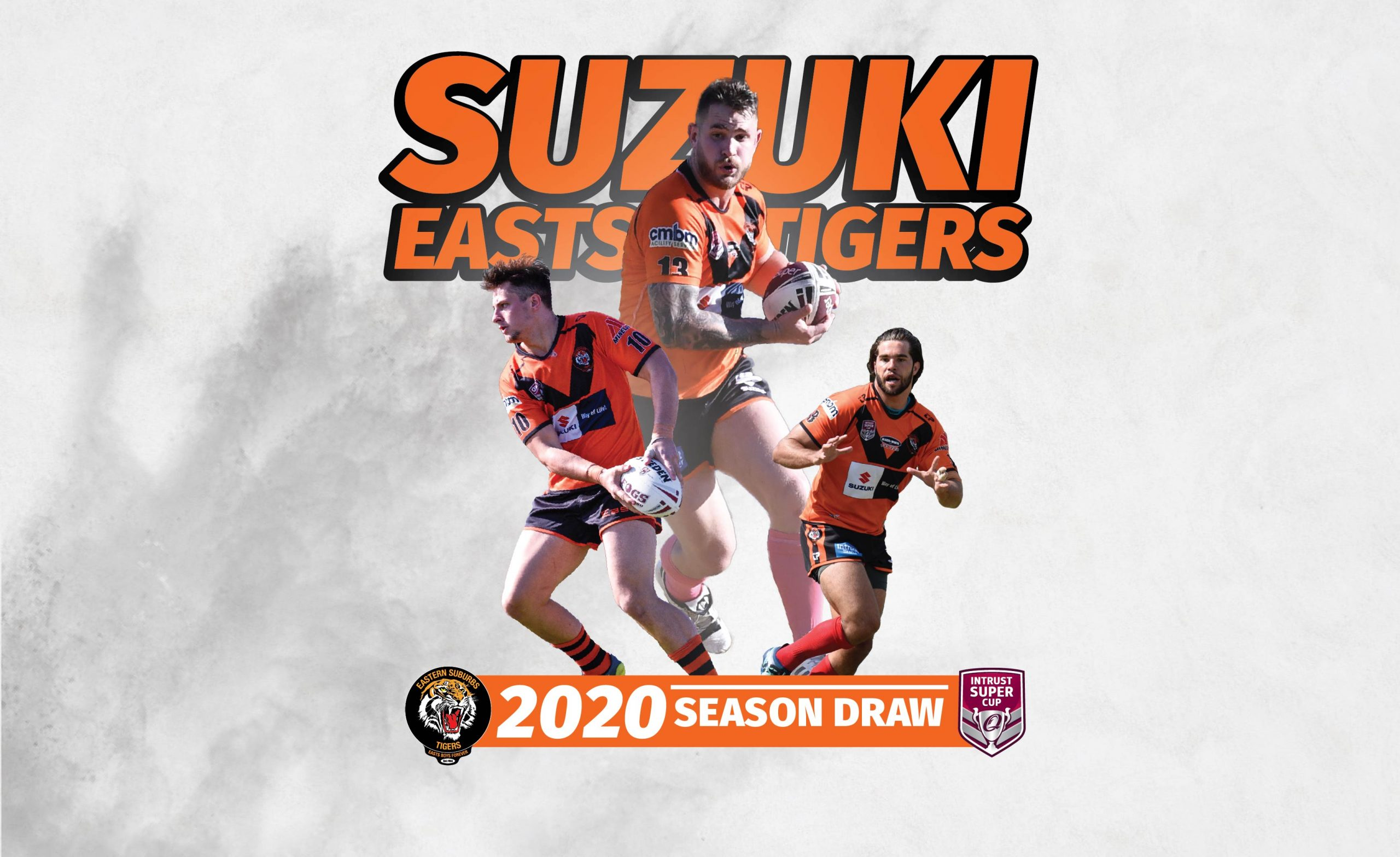 Easts Tigers Season Draw website teaser