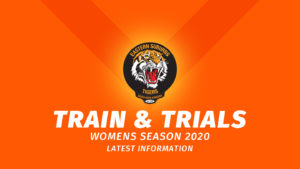 Train and Trial Womens