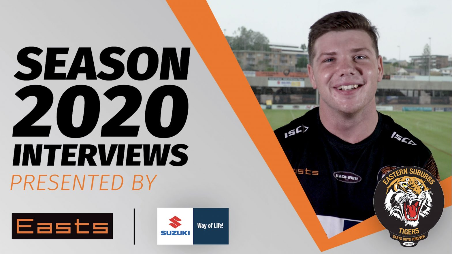 The ever cheeky Easts Tigers player, Heath Wilson, drops into TigerTV to chat about his surgery, his preseason workouts, and being the headline star of the Tigers.
