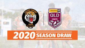Tigers HDC Draw 2020