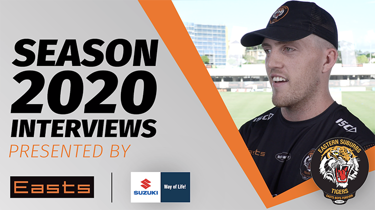 Jack Peoples Suzuki Easts Tigers Interview Season 2020