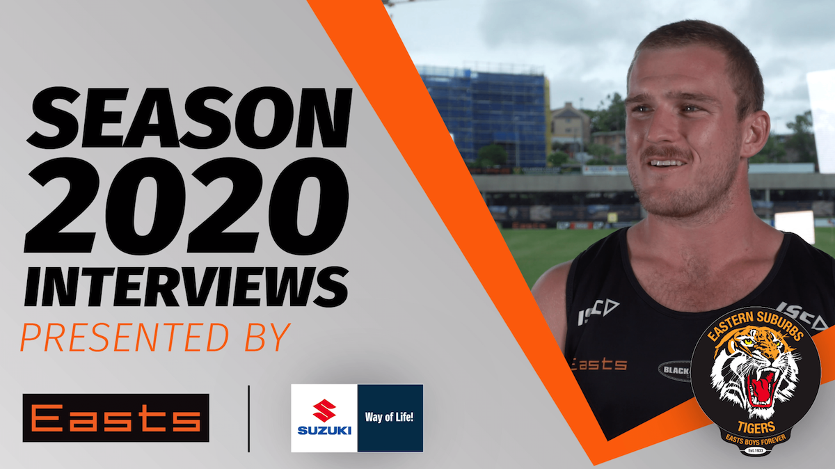 Sam Elliot Interview with Easts Tigers TigerTV
