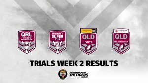 2020 Trials Week 2 Results