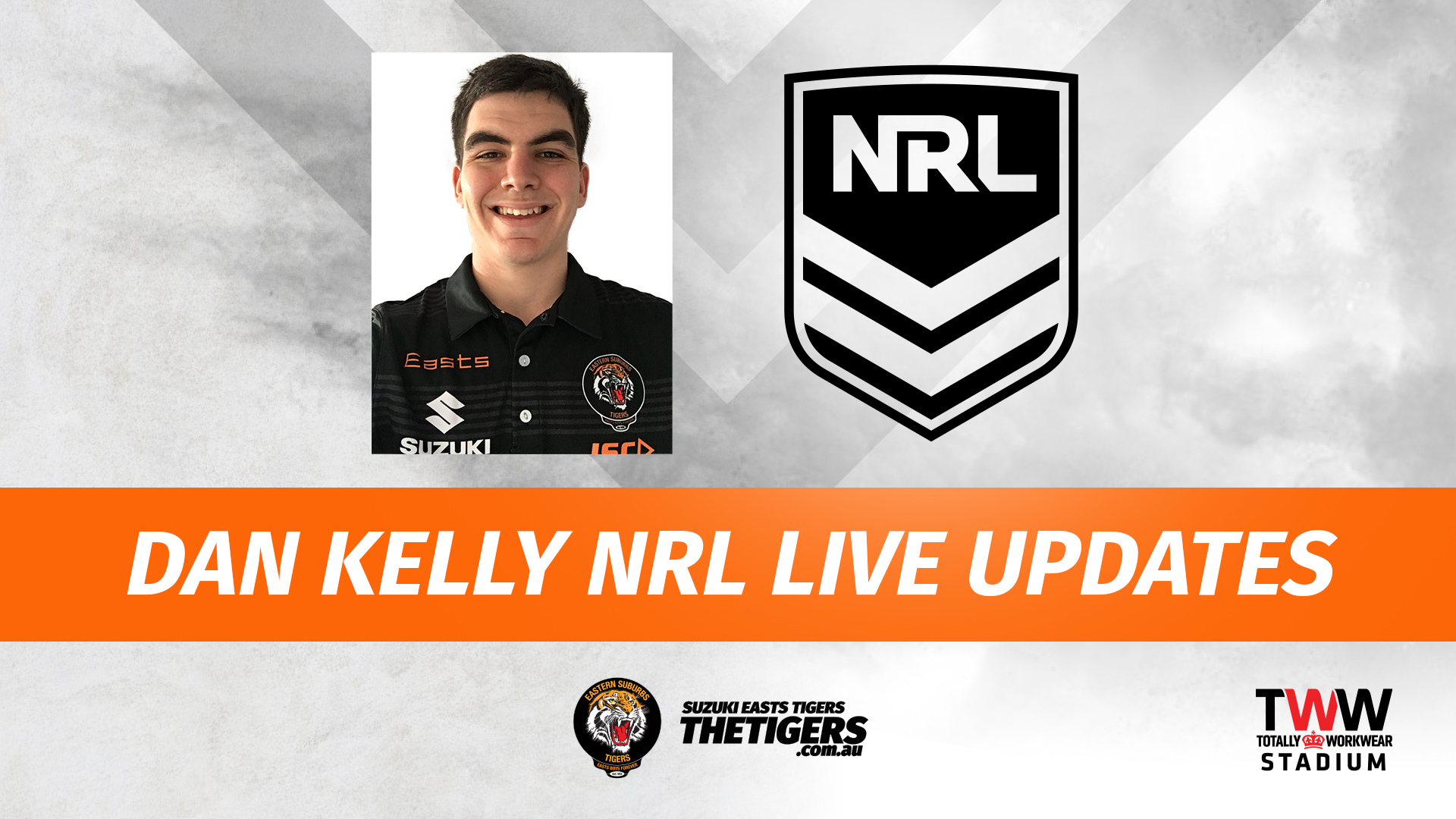 Dan Kelly Live NRL Blog