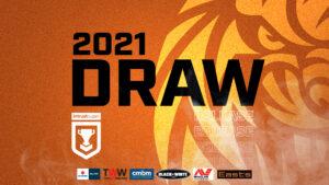 2021 Season Draw Release Intrust Super Cup