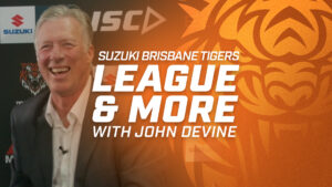 Brisbane Tigers League & More Episode 1 podcast cover